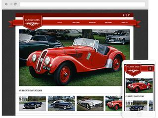 How to create an auto website design