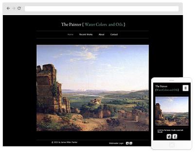 Studio web design