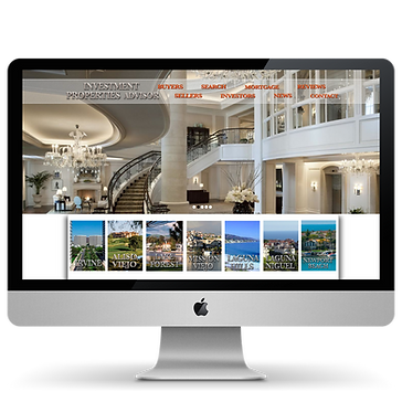 Los Angeles Real Estate Web Design