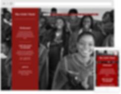 religious website design