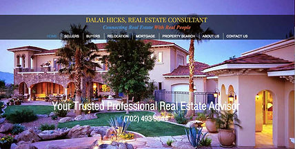 Luxury Real Estate Website Design