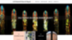 Glass repair web design