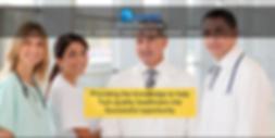 Medical websote design