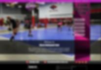 Sport Web Design