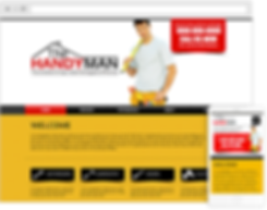 Handyman Web design