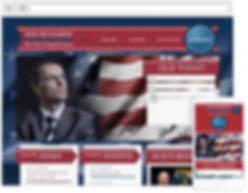 Political web design