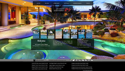 Laguna Beach web design