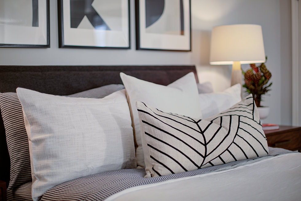 Contemporary Modern Bedroom