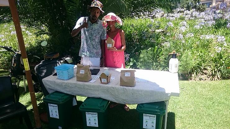 Compost Kitchen Team