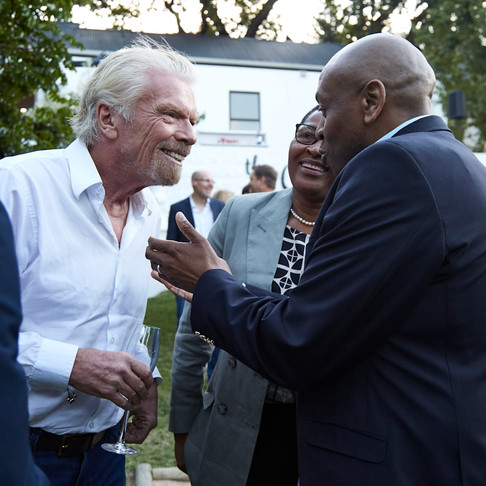 Launching the Branson Centre of Entrepreneurship South Africa