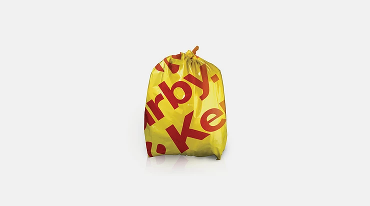 Kerby Recycling Bag Concept