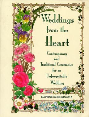 Weddings from the Heart Book