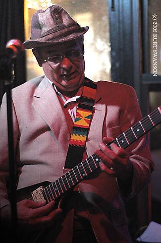 Rob Moore Guitar Robert Wild Boar Moore