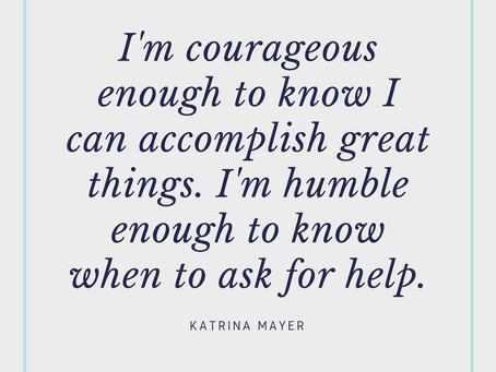 Are You Courageous?