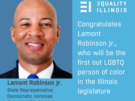 Equality Illinois Announces