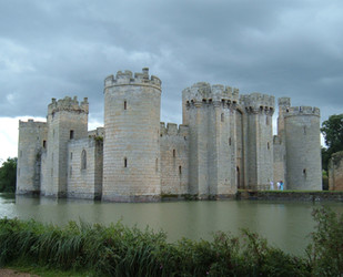 Books about Castles, Dragons and Knights