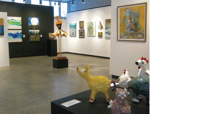 membre de la Galerie Arts Sutton