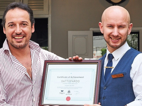 Gattopardo Ristorante di Mare is proud to be the official ambassador for Benanti Winery in Singapore