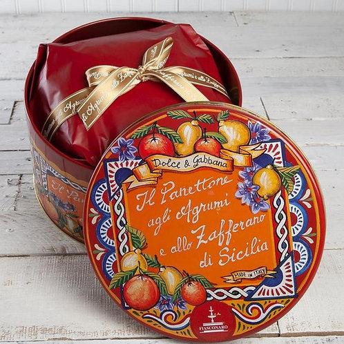 Dolce&Gabbana Panettone Lemon and Orange (500gr)