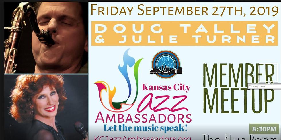Doug Talley Quartet Feat. Julie Turner