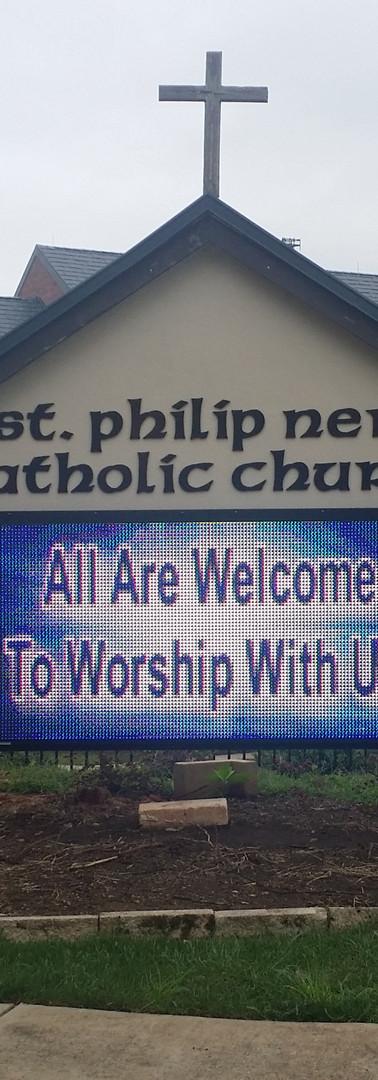 St. Philip Neri Catholic Church