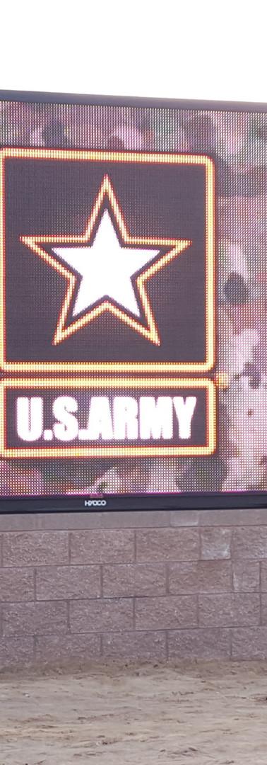 US Army at Shaw