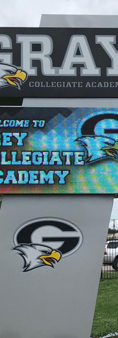 Gray Collegiate