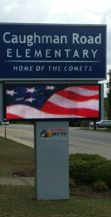 Caughman Road Elementary School