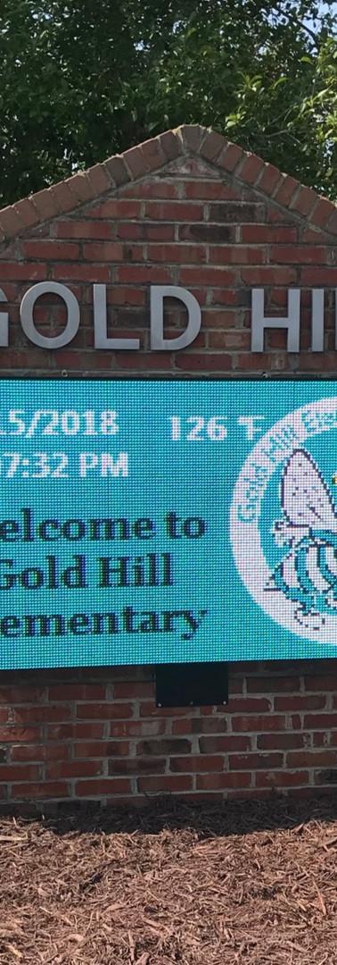 Gold Hill Elementary School
