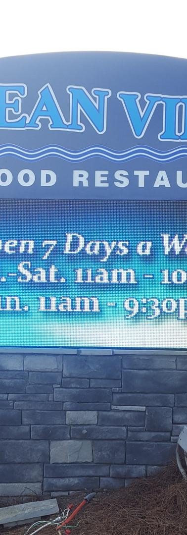 Oceanview Seafood Restaurant