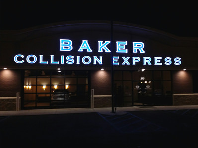 Baker Collision Express