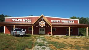 Tyler Wood White Whiskey