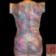 Marco Hengs Tattoo, Köln, Team, Old School, Asiatisch, Asiatische Tattoos, Niederlande