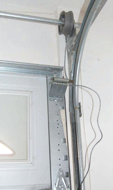 Cable and Pulley Repair/ Replacement