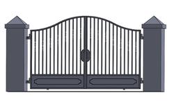 Automated Entrance Gates