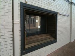 Recessed Window Frame