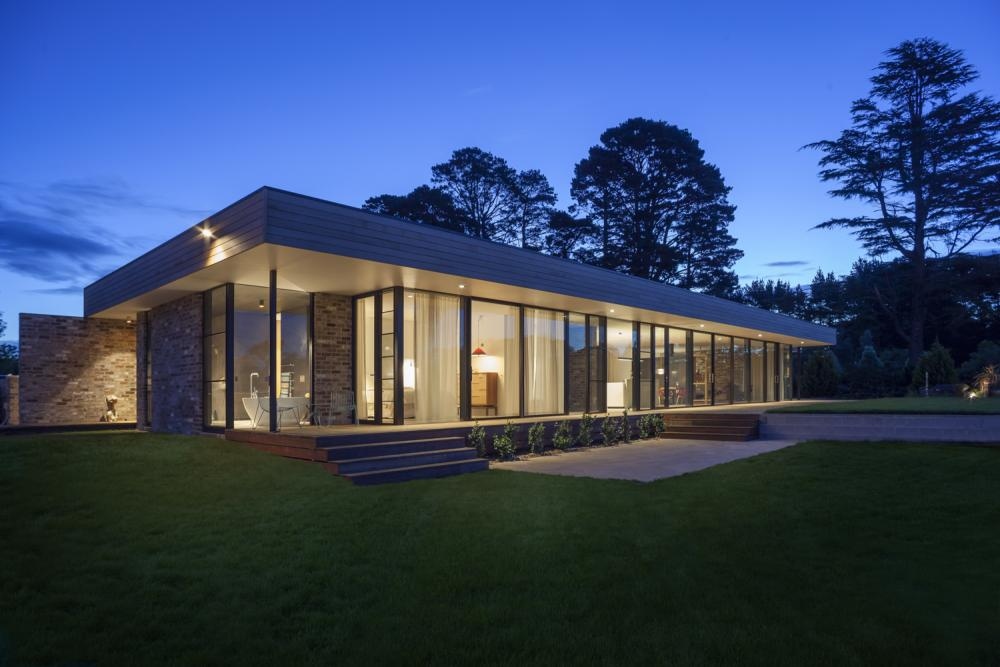 Steel House Frame Bundanoon
