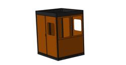 Kemppi Welding Robot Enclosure