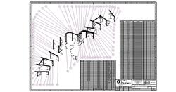 Fabricated Steel House Floor Frame