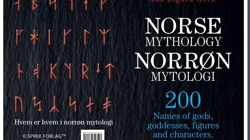 forhandlerpris: Norrøn Mytologi - Norse Mythology