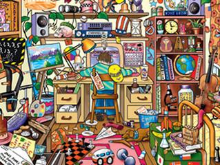 De-clutter your house