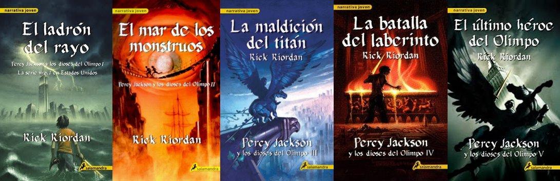 Percy Jackson Un Héroe Fantástico