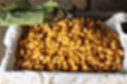 Yellow tofu Myanmar