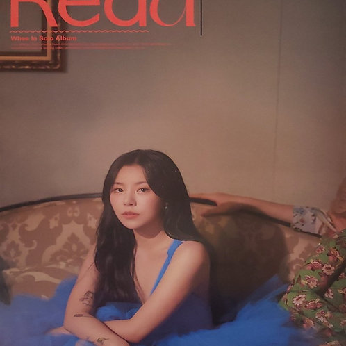 WHEE IN - REDD OFFICIAL POSTER