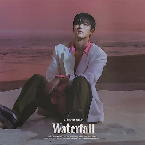 B.I - WATERFALL OFFICIAL POSTER
