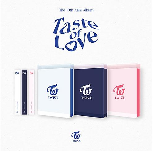 TWICE - TASTE OF LOVE