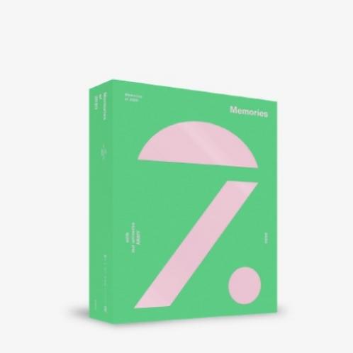 BTS - MEMORIES OF 2020 DVD