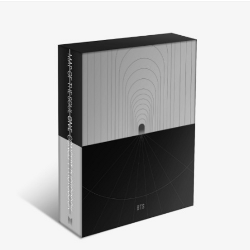 BTS MAP OF THE SOUL ON:E CONCEPT PHOTOBOOK SPECIAL SET