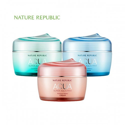 NATURE REPUBLIC - SUPER AQUA MAX KREMA ZA OBRAZ