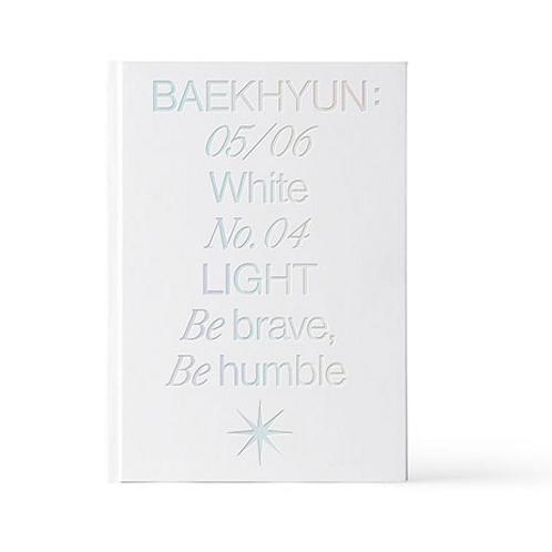 BAEKHYUN - BAEK HYUN SPECIAL PHOTO BOOK SET